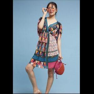 EUC Anthropologie, dress by Maeve, Sz 12